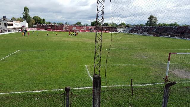 estadio Jorge Newbery de Aguilares1