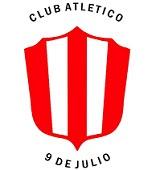 escudo Atlético 9 de Julio