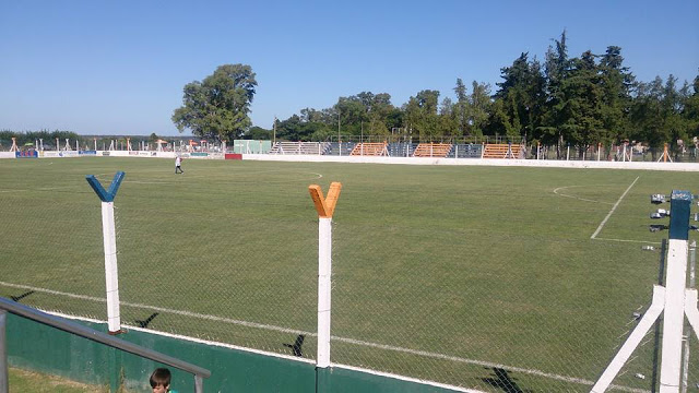 cancha Regatas San Nicolás tribuna