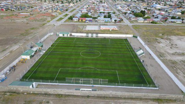 cancha Sportivo Santa Cruz