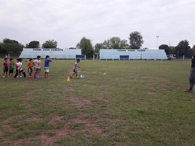 cancha de Belgrano de Nueva Esperanza1