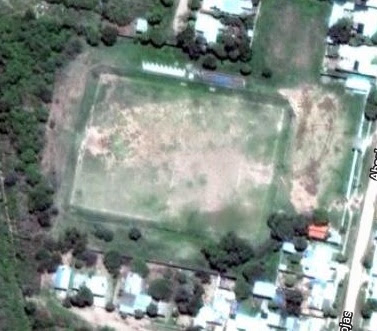 cancha de Belgrano de Nueva Esperanza google map