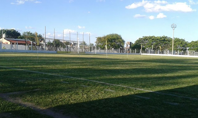 cancha de Deportivo Cosmos de Federación4