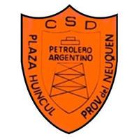 escudo Petrolero de Plaza Huincul