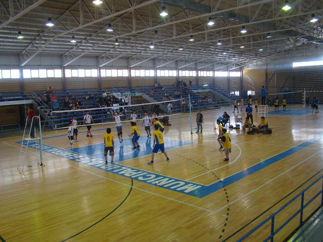 Polideportivo General Roca