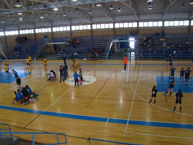 Polideportivo Gimena Lopez Roca