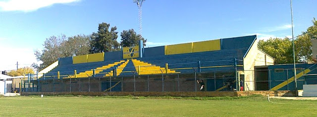 Sportivo Guadalupe tribuna