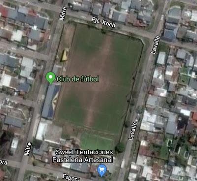 cancha de Sportivo Guadalupe google maps