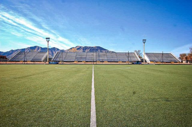 estadio GEPU San Luis