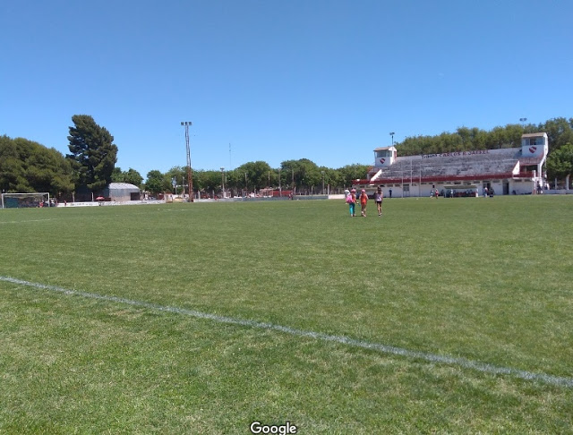 Estadio Roberto Petit de Meurville