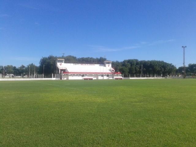 Independiente General Pico tribuna