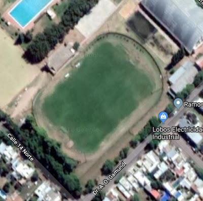 Independiente General Pico google map