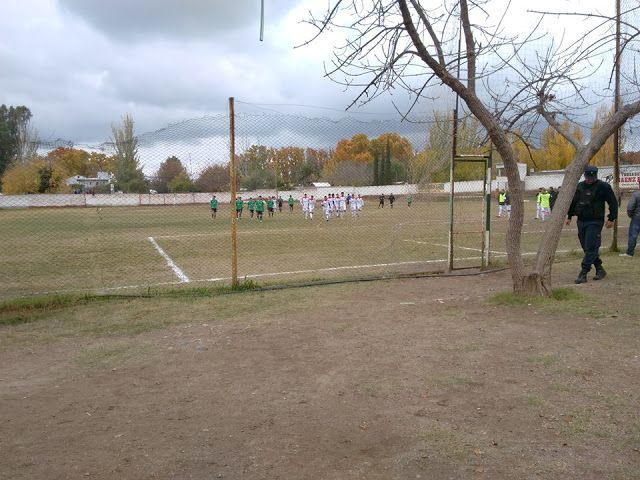 cancha de Mayor Drummond5