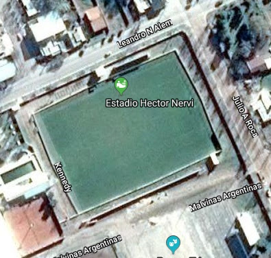 Racing Club Castex google map
