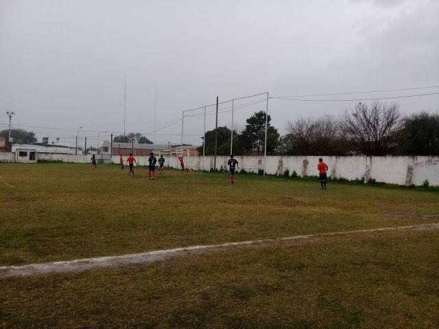 cancha de Sportivo Plaza de Presidencia de la Plaza2