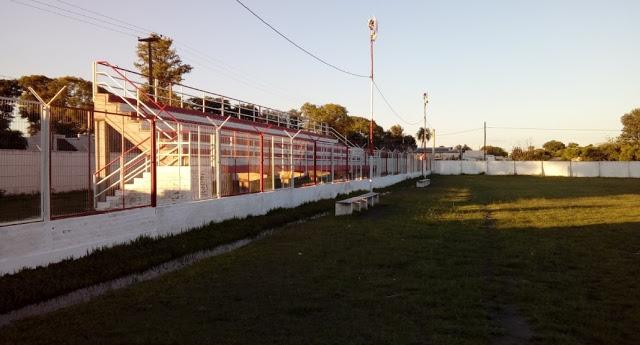 cancha de Sportivo Plaza de Presidencia de la Plaza5