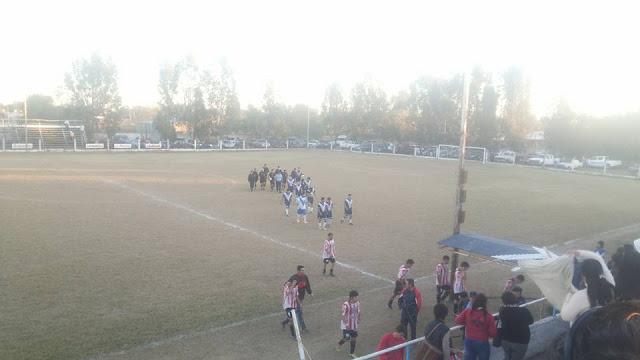 estadio Juventud Unida Villa Huidobro