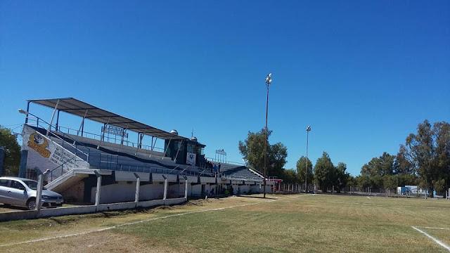 Juventud Unida Villa Huidobro tribuna