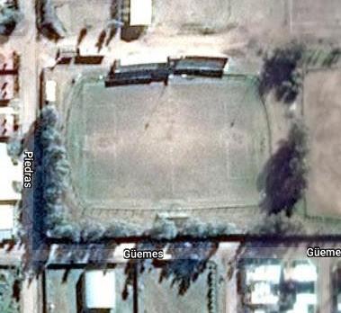 Juventud Unida Villa Huidobro google map