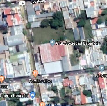 Estadio de la Sociedad Española de San Luis google map