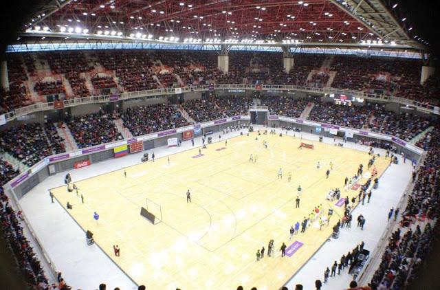 Estadio Aconcagua Arena Mendoza