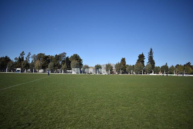 Estadio de Sarmiento de Pigüé tribuna2
