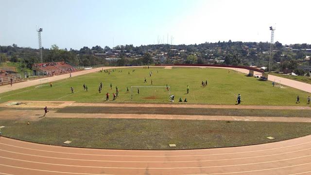 Estadio del Polideportivo Municipal de Aristobulo del Valle5