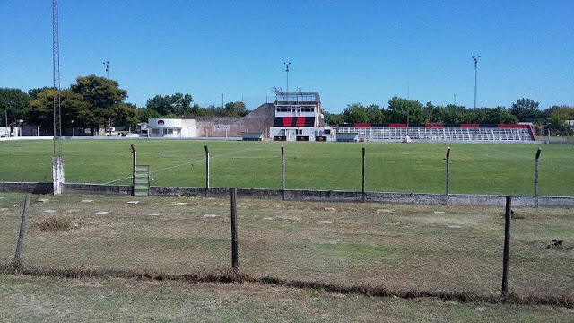 Estadio Juventud Esperanza tribunas
