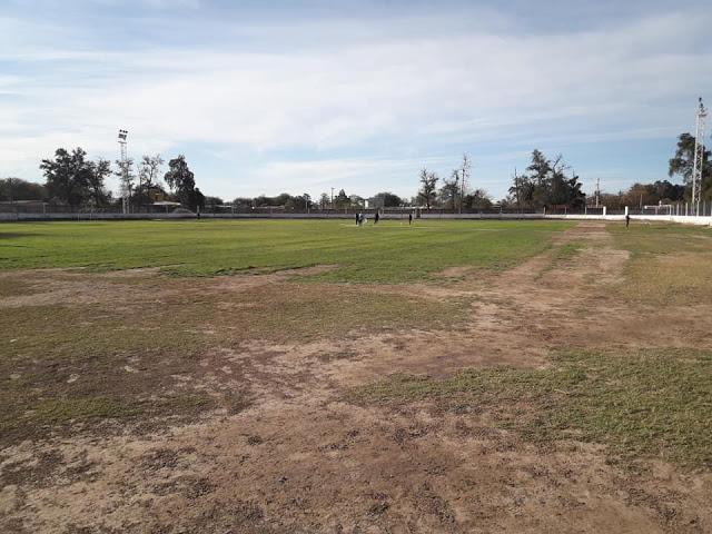 Estadio Sportivo Fernandez SdE
