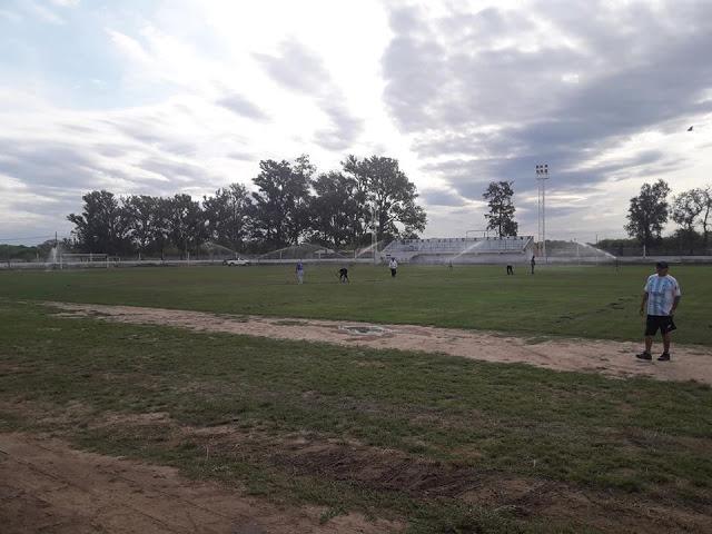Estadio de Sportivo Fernandez1