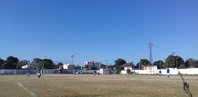 Estadio Quincho D´Andrea Lipton