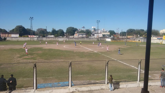 cancha de Lipton FC de Corrientes3