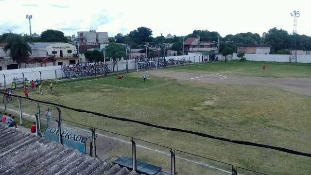 Estadio de Lipton FC de Corrientes tribunas