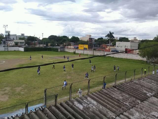 Lipton FC cancha