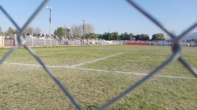 Estadio de Deportivo Aberastain de Pocito1
