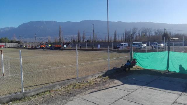 Deportivo Aberastain de Pocito cancha4