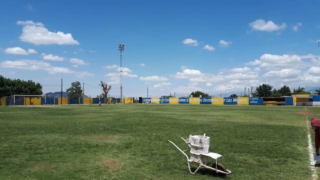 cancha Defensores de la Plata de Chilecito