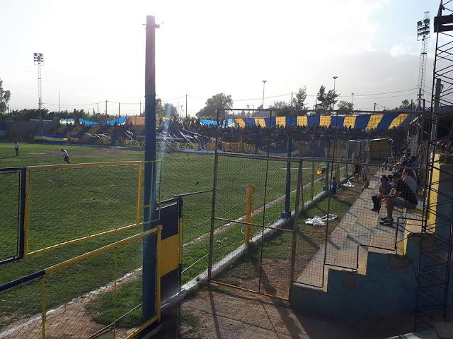 Estadio Defensores Chilecito tribuna