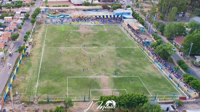Estadio Defensores Plata Chilecito