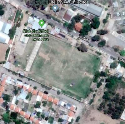 Estadio Defensores de la Plata google map