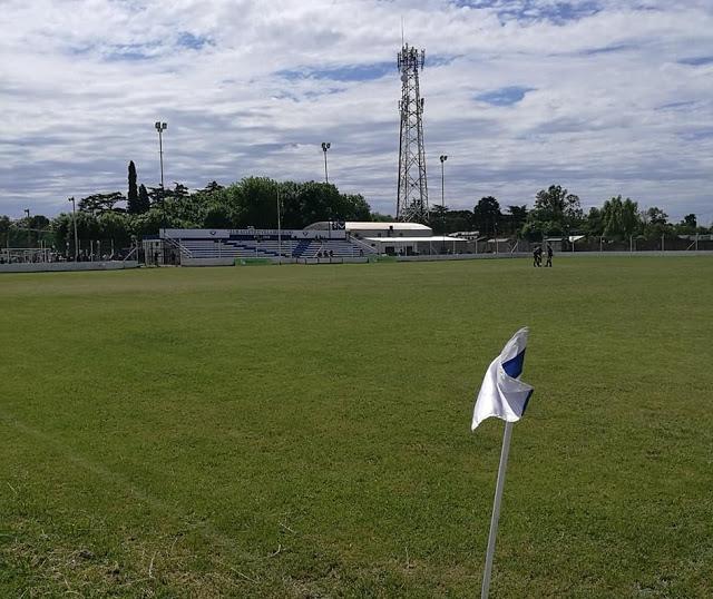 Estadio Villa Belgrano platea