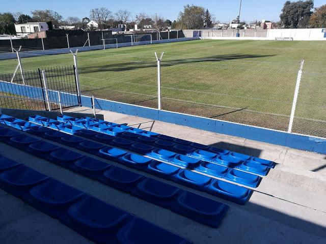 Villa Belgrano Junín cancha