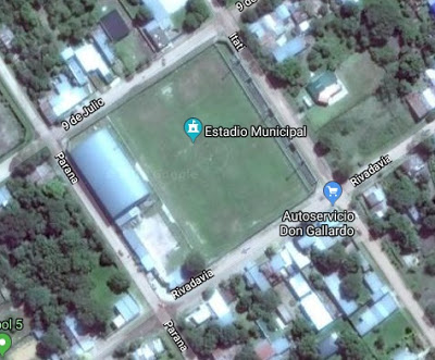 Estadio Mbaya Soto google map