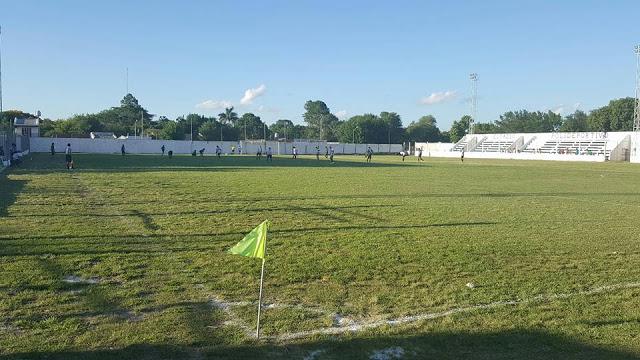 Estadio Municipal San Luis del Palmar5