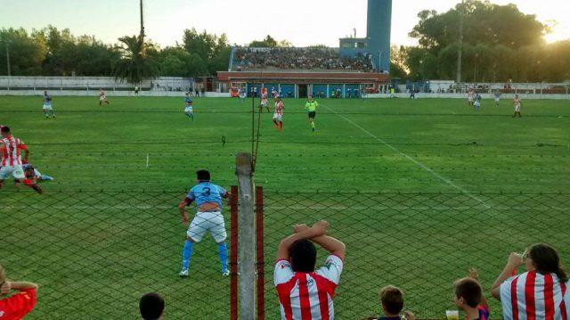 platea estadio municipal bolivar