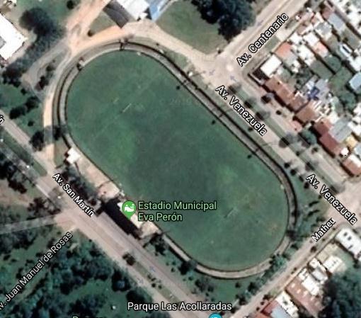 estadio bolivar google map