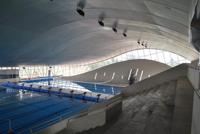 Natatorio olímpico Santiago del Estero