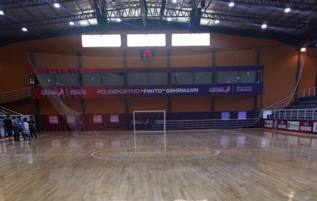 Polideportivo Municipal Posadas