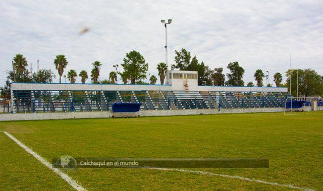cancha calchaqui fc tribuna