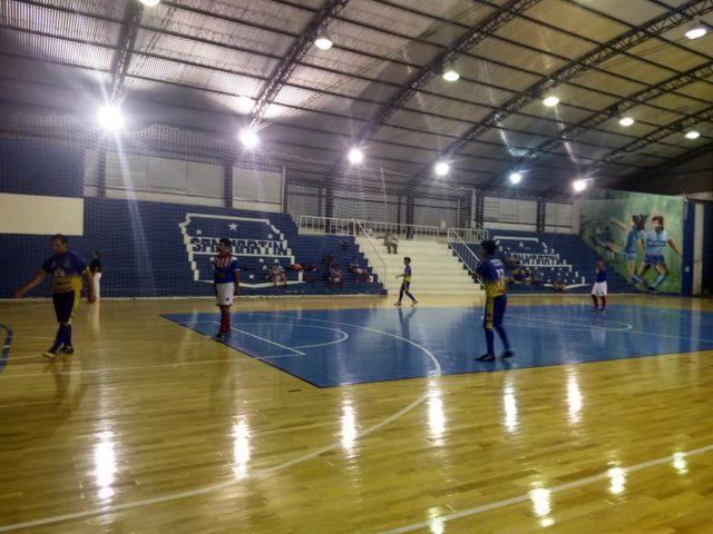 estadio san martin formosa futsal